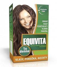 EQUIVITA tbl vlasy pokožka nechty 1x42 ks