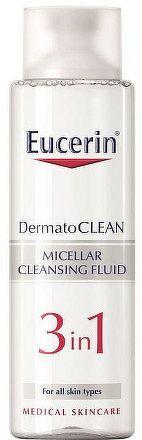 Eucerin DermatoCLEAN čistiaca micelárna voda 3v1 1x400 ml