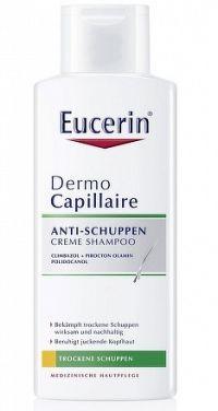 Eucerin DermoCapillaire šampón proti suchým lupinám 1x250 ml