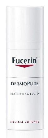 Eucerin DERMOPURE zmatňujúca emulzia problematická pleť 1x50 ml