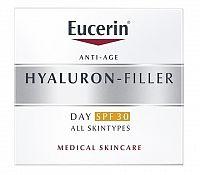 Eucerin HYALURON-FILLER denný krém proti vráskam SPF 30, všetky typy pleti 1x50 ml