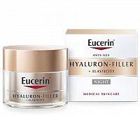 Eucerin HYALURON-FILLER+ELASTICITY nočný krém 1x50 ml