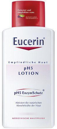 Eucerin pH5 hydratačné telové mlieko pre citlivú pokožku 1x200 ml