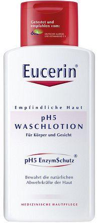 Eucerin pH5 sprchová emulzia pre citlivú pokožku 1x200 ml