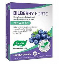 Evalar BILBERRY FORTE tbl 1x50 ks