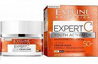 Eveline Cosmetics Expert C Denní a noční liftingový krém-maska 50+ 50 ml