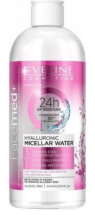 Eveline Cosmetics Face Med voda 400ml 400 ml