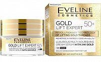 Eveline Cosmetics Gold Lift Expert Day & Night cream 50+ 50 ml