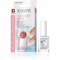 Eveline Cosmetics SPA Nail Calcium Milk - kondicionér na nehty s mléčnými proteiny 12 ml