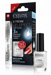 Eveline Cosmetics Spa Nail  X-treme gel effect 12 ml