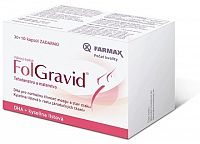 FARMAX FolGravid cps mol 30 ks+10 ks zadarmo