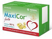 FARMAX MaxiCor forte cps 1x30 ks