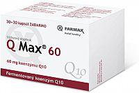 FARMAX Q Max 60 cps 30+30 ks zadarmo