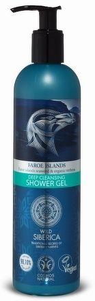 Faroe Islands  Hĺbkovo čistiaci sprchový gél