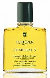 FURTERER COMPLEXE 5 CONCENTRÉ VÉGÉTAL STIMULANT stimulujúci rastlinný extrakt na vlasovú pokožku 1x5