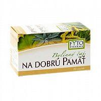 FYTO Bylinný čaj NA DOBRÚ PAMÄŤ 20x1 25 g