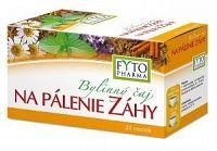 FYTO Bylinný čaj NA PÁLENIE ZÁHY 20x1 5 g