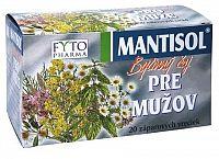 FYTO MANTISOL Bylinný čaj PRE MUŽOV 20x1 g