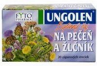 FYTO UNGOLEN Bylinný čaj NA PEČEŇ A ŽLČNÍK SYPANÝ 1x50 g