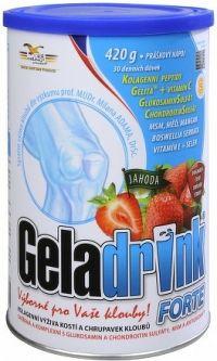 GELADRINK FORTE JAHODA plv 1x420 g