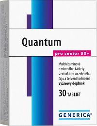 GENERICA Quantum Pro Senior 50+ tbl 1x30 ks