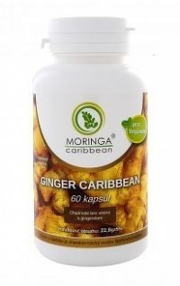 Ginger Caribbean 60 kapsúl