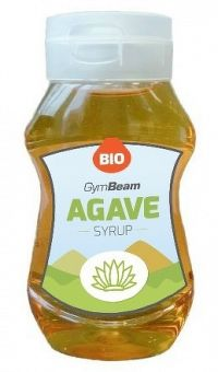 GymBeam Agave Syrup 350 ml agave