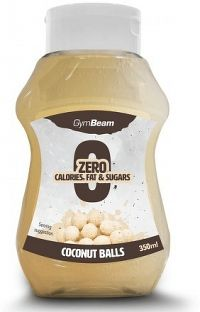 GymBeam Coconut Balls 350 ml coconut