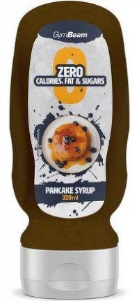 GymBeam Pancake Syrup 320 ml pancake