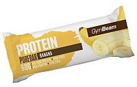 GymBeam Protein PureBar 60 g banana dream