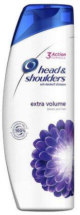 H&S Extra volume Sampon 400ml