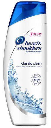H&S šampón 1V1 CISTY A SETRNY 400 ml