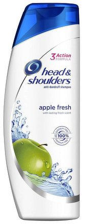 H&S šampón  APPLE  400 ml