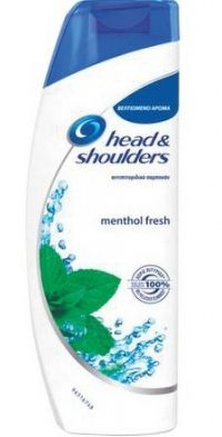 H&S šampón MENTHOL 250ML