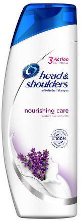 H&S šampon Nourishing Care - Levandula 400 ml