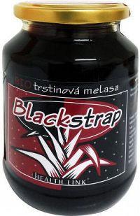 HEALTH LINK BIO Trstinová melasa Blackstrap