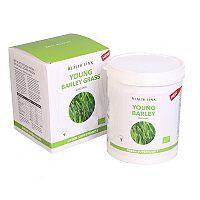 HEALTH LINK Prášek BIO Mladý ječmen 200 g - doza