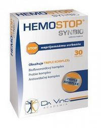 HEMOSTOP SYNBIO - DA VINCI cps 30+15 zadarmo