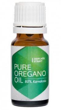 HEPATICA PURE OREGANO OIL olej z pamajoránu obyčajného 1x10 ml