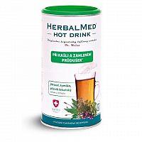 HERBALMED HOT DRINK kašeľ a priedušky-Dr.Weiss 1x180 g