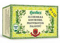 HERBEX ALCHEMILKA žltozelená vňať20x3 g