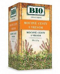 HERBEX BIO MOČOVÉ CESTY S VRESOM bylinný čaj 20x1 2 g