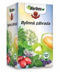HERBEX BYLINNÁ ZÁHRADA bylinný čaj 20x1 5 g