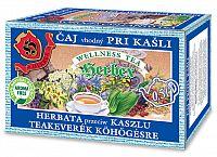 HERBEX ČAJ PRI KAŠLI bylinný čaj 20x3 g