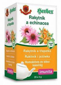 HERBEX Rakytník a echinacea bylinná zmes20x3 g