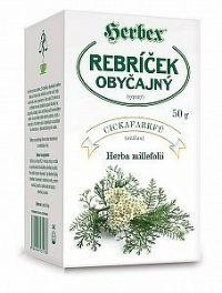 HERBEX REBRÍČEK OBYČAJNÝsypaná droga1x50 g