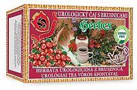 HERBEX UROLOGICKÝ ČAJ S BRUSNICAMI bylinný čaj 20x3 g