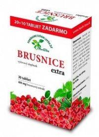 HerbVitea BRUSNICE extra 400 mg tbl