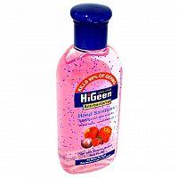 HiGeen Antibakteriálny gél na ruky s glycerínom a vitamínovými perličkami Ovocná zmes 1x110 ml