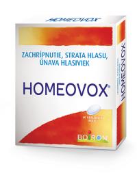 HOMEOVOX tbl obd 1x60 ks